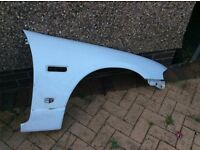 Nissan Skyline R33 Drivers Front Wing