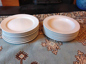 IKEA 365 range of plates and dishes