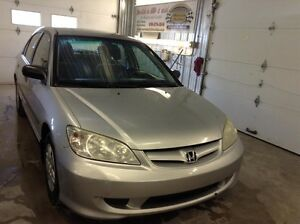 2005 Honda Berline Civic SE