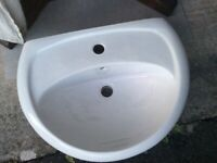 Brand new sink 1 hole ideal standard