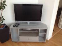 Philips 21in TVs and cabinet
