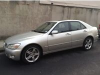 AUTOMATIC Lexus is200 61,000 MLS FSH