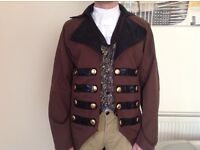 Men's Fancy Dress - Aristocrat Baroque Nobleman Costume