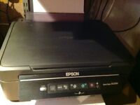 Epson SX 235W Printer Copier with spare inks. Fantastic condition.