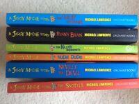 Childrens Jiggy McCue paperback books x 6