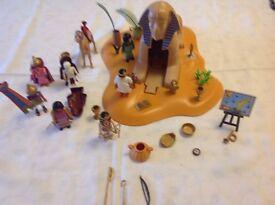 Egyptian Playmobil - Sphinx