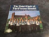 The Boys Choir of The Vienna Woods- Vinyl LP 1970