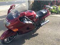Kawasaki zzr 1100-D7