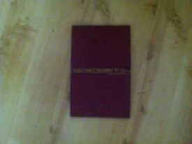 collectable christmas Carol book 1926 ideal gift