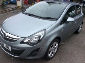 VAUXHALL CORSA SXi AIR CON 5 DOOR