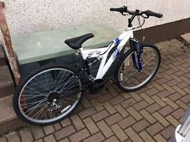 """Brand new cycle with 18"""" frame"""