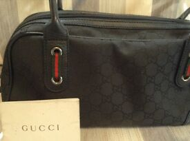Gucci Handbag 100% Genuine a With Card