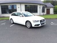 STUNNING 2012 Audi A4 Advant 2.0 TDI 177bhp Company Car FSH Must Be Seen!!