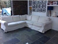 Ikea Ektorp corner sofa