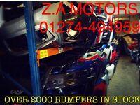 Audi Bmw merc golf front bumper 2008-2015 all make n model
