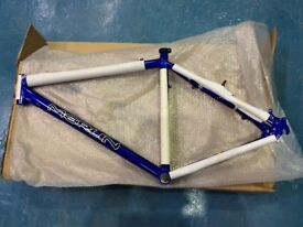 New MTB Frame and parts (unfinished/not stared build)