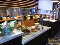 WANTED - Sandwich Artist and Kitchen hand 2 days per week for super busy city centre cafe