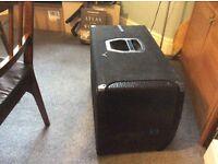 Two Yorkville Elite ES200P speakers