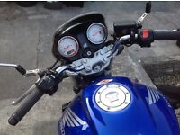 Motorcycle Mirror Riser & Extent