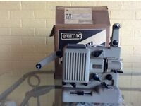 Eumig super 8 film projector