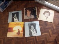 Neil diamond vinyl lps i havent inspected them all but seem in good playable condition
