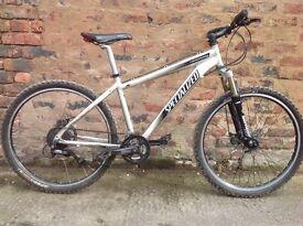 Specialized hardrock Mens hardtail mountain bike