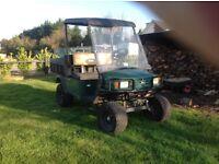 Farm utility vehicle