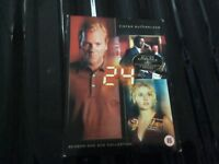 24 season one the complete collection dvds