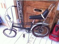 MkII Raleigh Chopper 1972 vintage bicycle