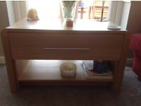 Bookcase & matching coffee table