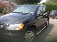 Ssangyong,Kyron 2.0L XDI 2006 ****REDUCED***