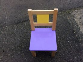 Marks and Spencer desk/child's chair £7