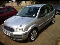 FORD FUSION 1.4 (03) £495