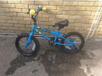 """Boys Apollo Bike 16"""""""