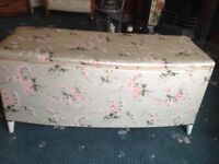 Vintage ottoman - over 50 years old