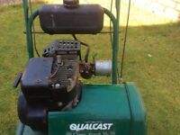 Qualcast 35s Cylinder Mower. Spares or repair.