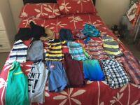 Boys clothes, size 5/6 yrs