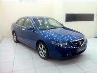 Honda Accord 2.2 i CTDi Executive Sat Nav-12 Month MOT+ Warranty-£0 DEPOSIT LOW RATE FINANCE