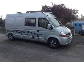 renault timberland endeavour lwb motorhome. rare Automatic transmission