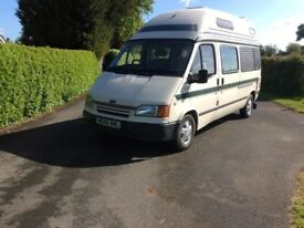 Ford Transit Auto-Sleeper Duetto