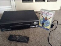 Matsui digital stereo video recorder inc workout video