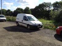 56. Reg. Peugeot. Van. 20 diesel. 700 Romford. Essex