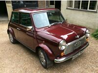 John cooper converted mini Mayfair