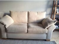 NEXT ' Garda' medium sofa (3 seats)