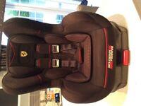 VGC Ferrari Isofix car seat