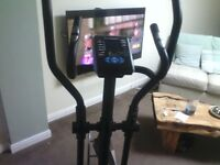 Roger black cross trainer excellent condition used twice