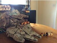 Lego Millennium Falcon Retired 7965