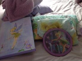 Bedroom bundle Tinkerbell