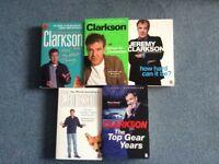Books by Jeremy Clarkson