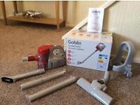 Goblin 600 watt stick vacuum Brand new